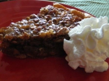 Old-Fashioned Pecan Pie | Favorite Recipes | Pinterest