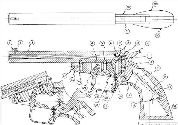 3d Models Of Weapons Blueprints Поиск в Google The