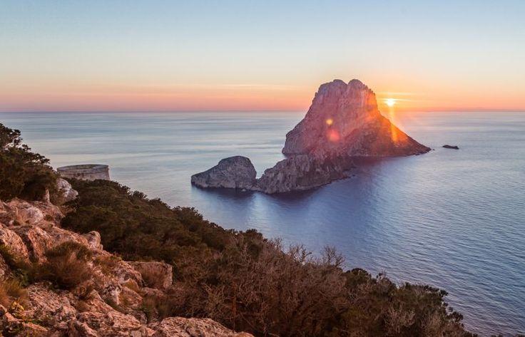 Ibiza the majestic Es Vedra.