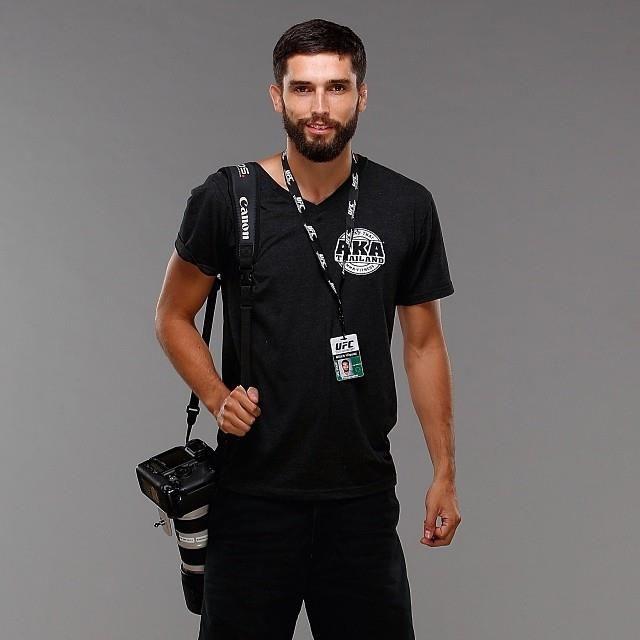UFC AKA Thailand Videographer & BJJ Instructor Mitch Viquez (GHS 14) -