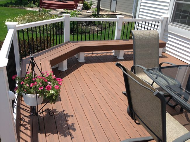 Columbus TimberTech Composite and PVC Low Maintenance Deck Builder and Contractor | Archadeck Outdoor Living of Columbus