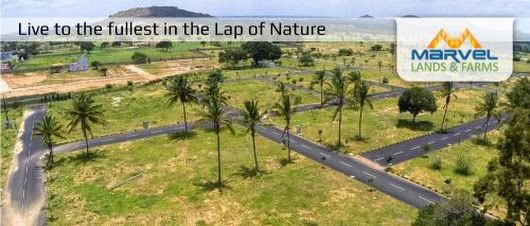 Marvellands come up with most enviable residential plots and real estate ventures for sale. Plots For Sale Near Pharmacity , Kadthal ,Shamshabad Airport. Contact Us @ 9848241811 / 7093389555