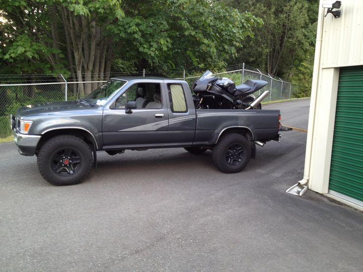 For sale or trade: 1993 Toyota pickup 4wd, extended cab**SOLD** - Honda RC51 Forum : RC51 Motorcycle Forums