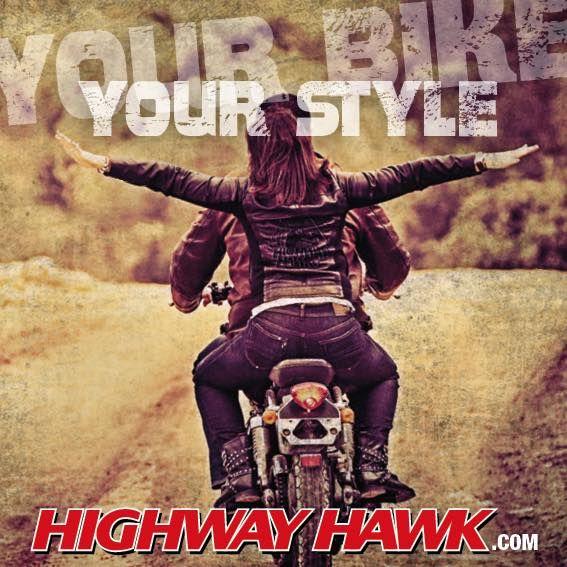 """HIGHWAY HAWK Gosta do estilo da sua moto? Ou gostaria de a """"reconstruir"""" ou customizar? Dê uma olhada nos produtos HIGHWAY HAWK.  Se não encontrar o que procura, fale com a Lusomotos! Deixe a sua moto… Ao seu estilo! #lusomotos #estilodevida #highwayhawk #customização #estilo #estrada #andardemoto #fazoquegostas"""