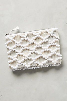 cloud cover straw pouch