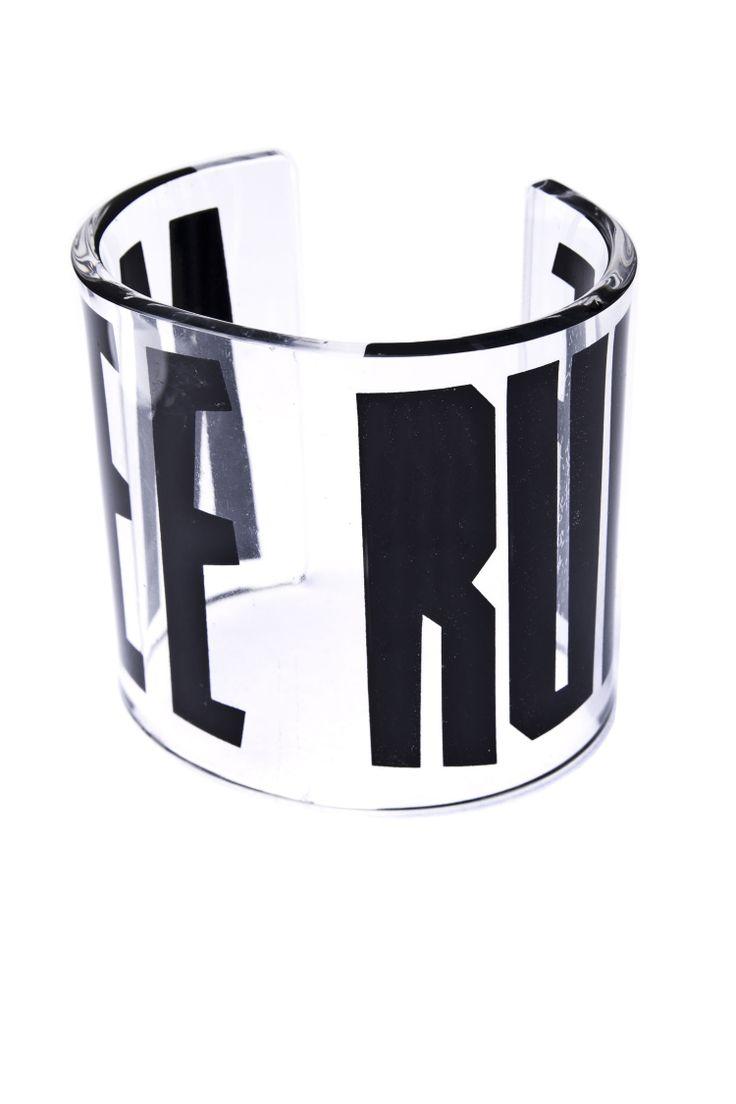 Mee Rule Plexi Bracelet | sale% | CheapMonday.com