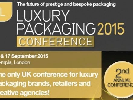Big brand speakers lined-up for Luxury Packaging Conference - Packaging News | Jobs | Production | Design | Innovation