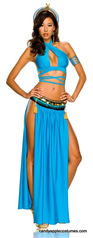 Playboy Sexy Cleopatra Costume - Egyptian Costumes - Candy Apple Costumes