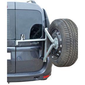 Кронштейн запасного колеса на дверные петли Лада Ларгус в магазине Regiontehsnab.ru|Качественные автотовары купить в Не выбран