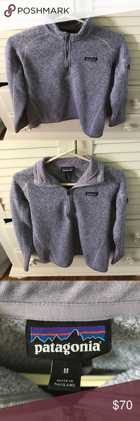 Selling this Patagonia better sweater pullover on Poshmark! My username is: emmyklee. #shopmycloset #poshmark #fashion #shopping #style #forsale #Patagonia #Tops