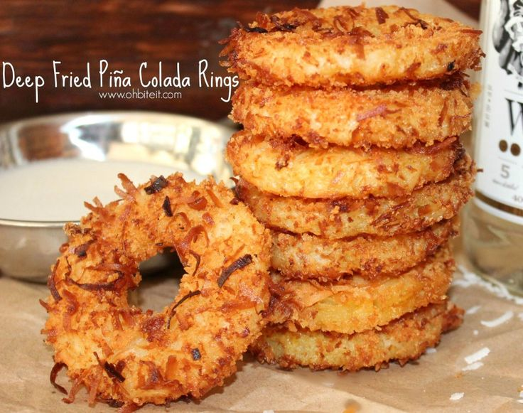 Good Deep Fried Food Ideas