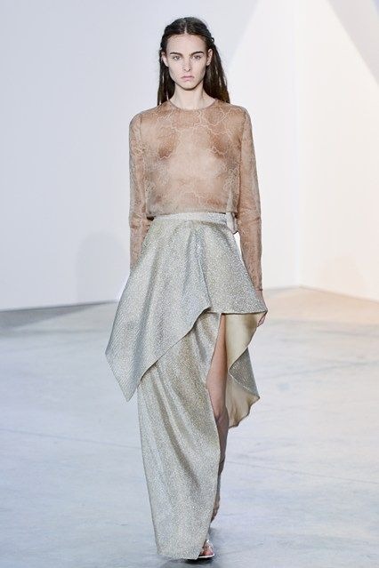 Paris Fashion Week, SS '14, Vionnet