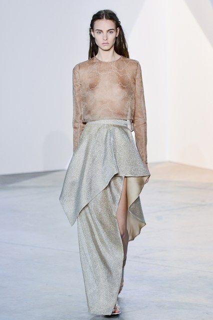 Paris Fashion Week, SS '14, Vionnet
