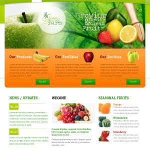 awesome 29 Nice Website Design Templates