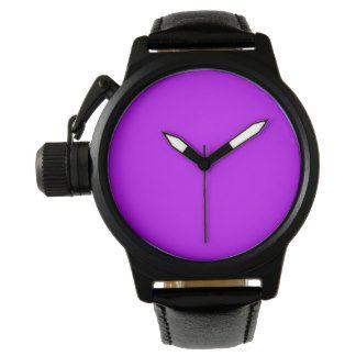Purple Men´s Watch