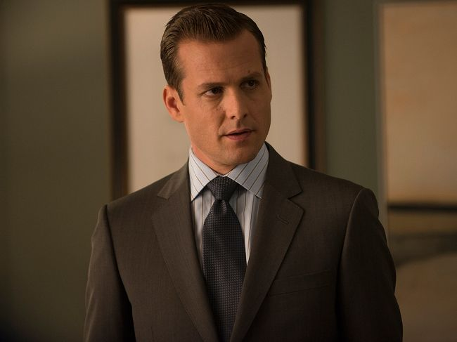 Harvey Specter (Gabriel Macht). Suits (2011-present).