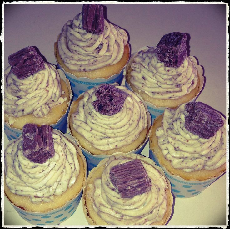 Flake Cup Cakes