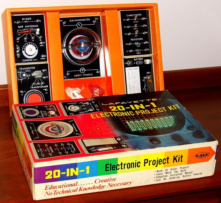 Best Electronic Kits Made in USA by Chaney Electronics