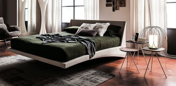 Cattelan Italia Dylan bed by Andrea Lucatello