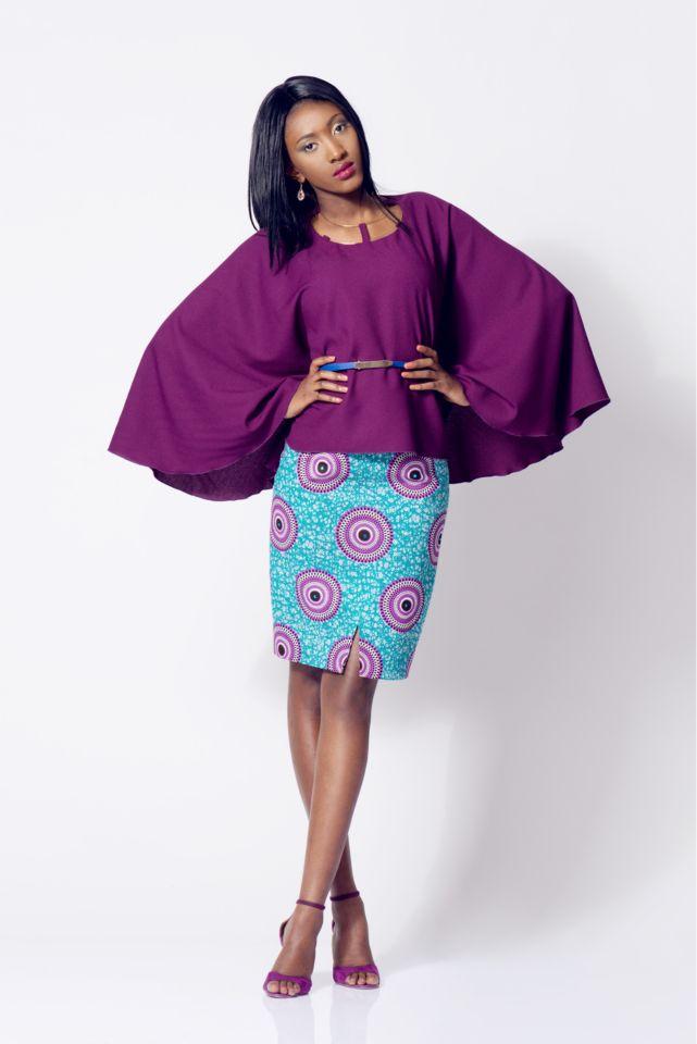 INESKA + CREATIONS + + Nouvelle Collection Zen + + + Magazine Afrique (8)
