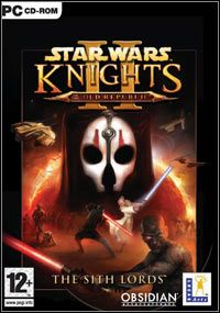Star Wars: Knights of the Old Republic II - The Sith Lords (PC) okładka