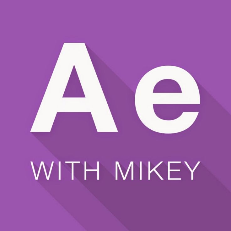 Hey, this is Mikey. I do after effects tutorials. Right now I am covering adobe after effects CC, but some of my older after effects tutorials were, of cours...