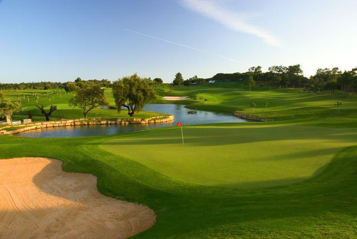 Pinheiros Altos golf - Portugal - Algarve