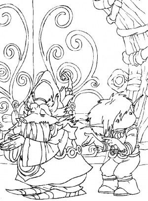 22 best Arthur and the minimoys coloring book images on Pinterest - best of sonic battle coloring pages