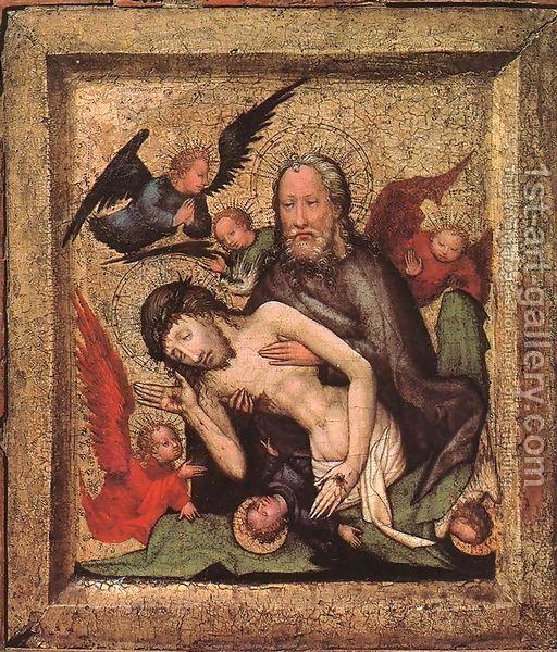 Znalezione obrazy dla zapytania medieval saint trinity
