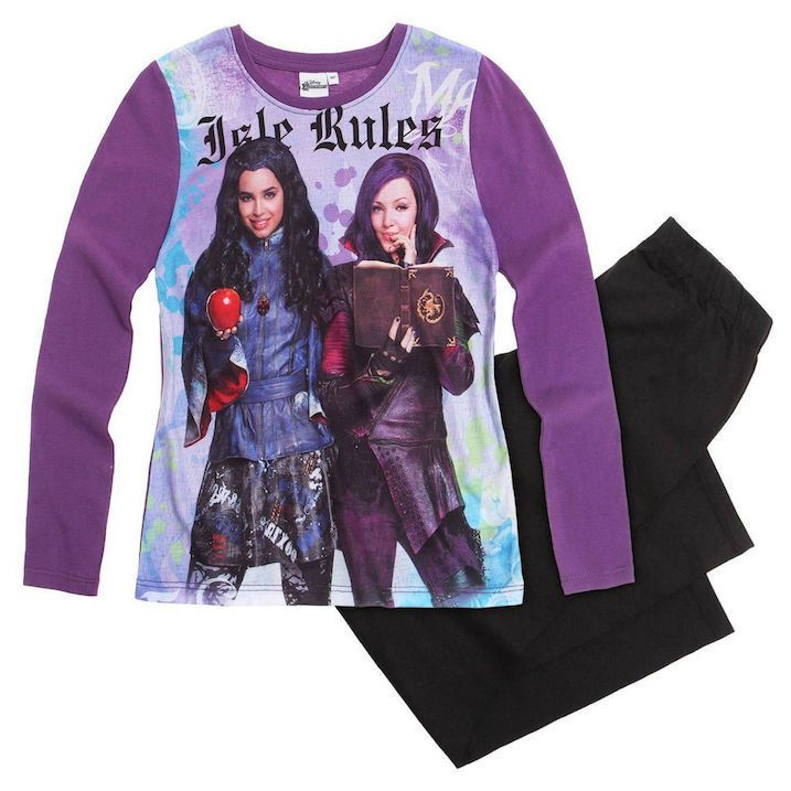 Girls Disney Descendants Pyjamas