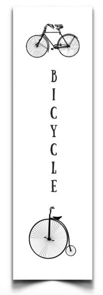 Zakładka do książek - Bicycle