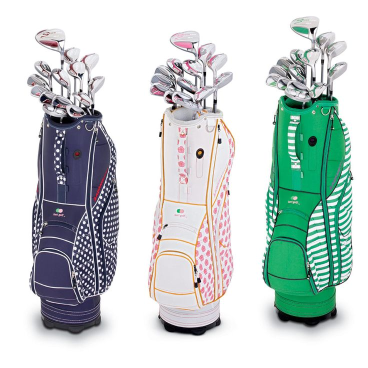 Keri Golf, have a Keri bag. Love it.