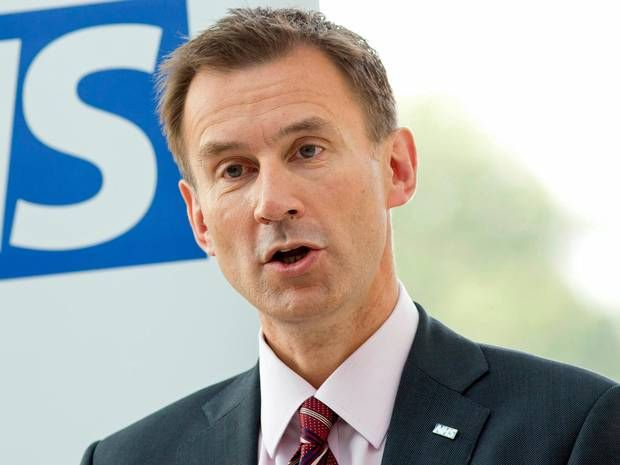 Petition for Parliament to debate a vote of no confidence in Health Secretary Jeremy Hunt hits 100,000 in just 24 hours - UK Politics - UK - The Independent