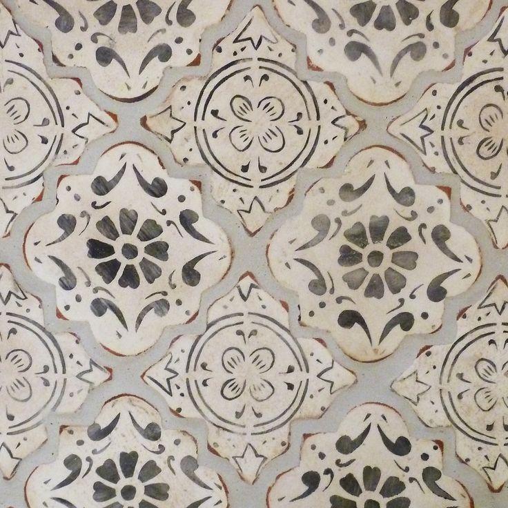 MEDITERRANEAN 26 - terracotta tile | Tabarka Studio