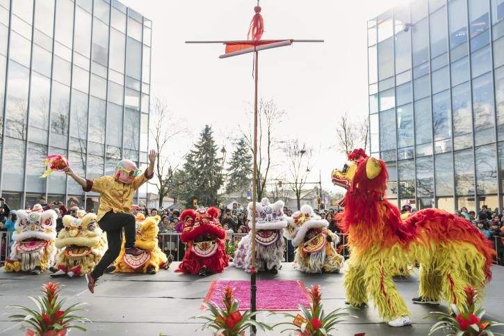 Chinese New Year Also Called Lunar New Year Or Spring Festival