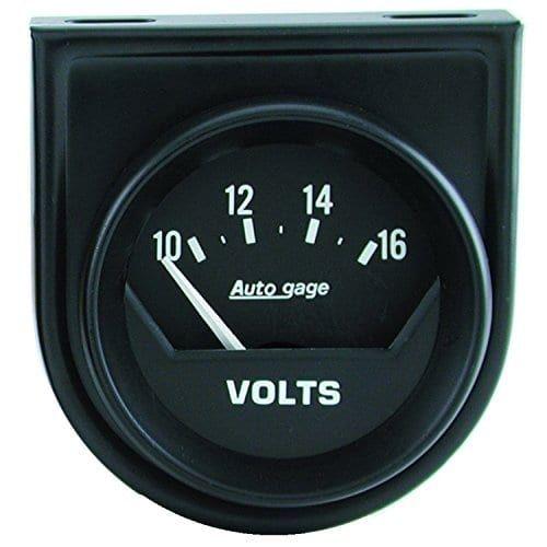Auto Meter 2362 Autogage Electric Voltmeter Gauge