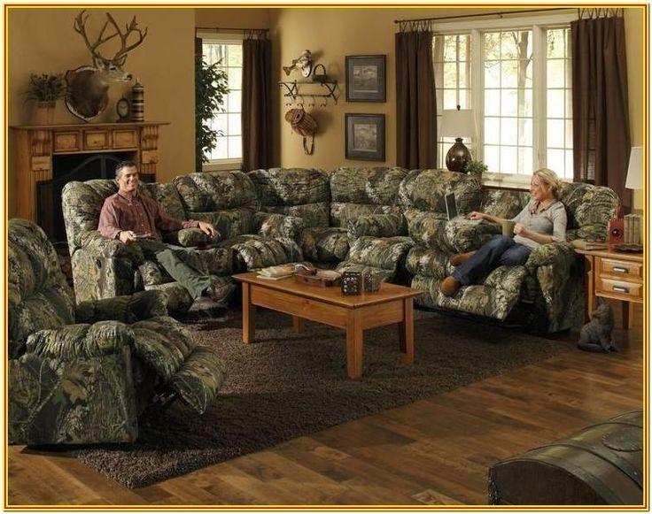 Camo Living Rooms, Camo Living Room Ideas