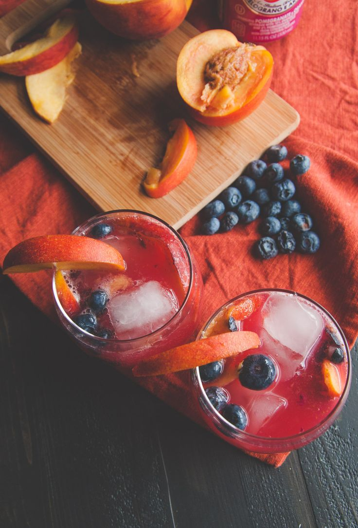What to do with leftover fruit and a fruit punch recipe from @sweetphi