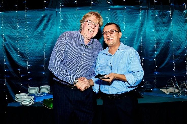 Belize Tourism Pioneer Mick Fleming Honoured by BTIA