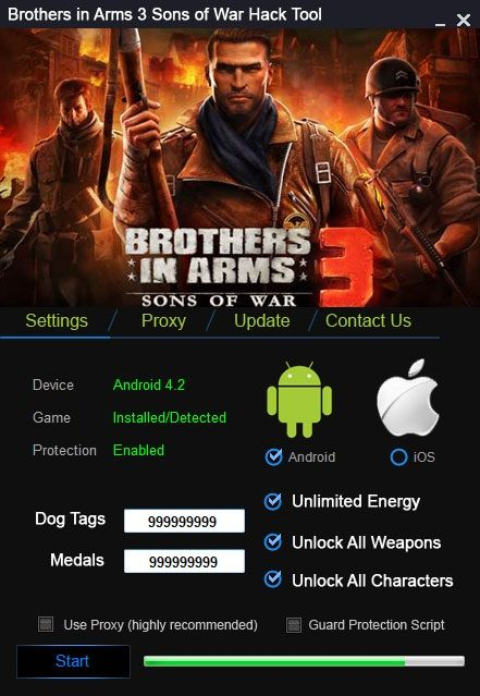 brothers in arms 2 ipad hack ifunbox