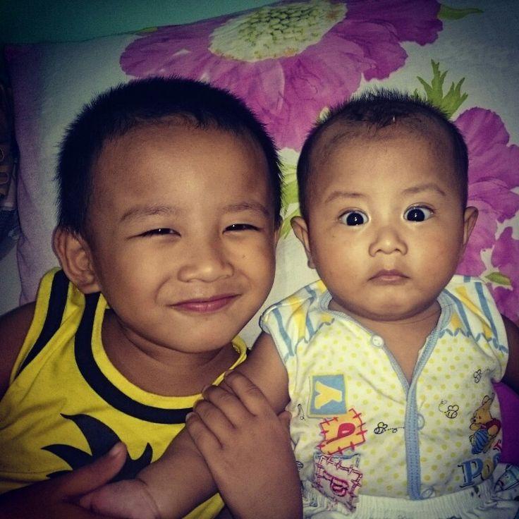 Two boy..