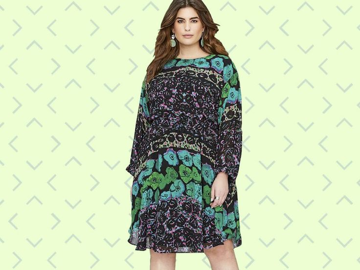 26 Supremely Versatile Plus-Size Dresses You Can Wear Anywhere 2