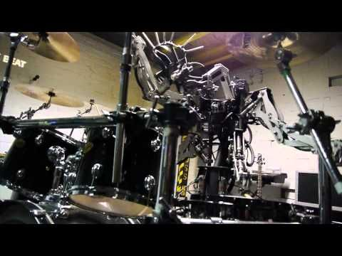 Compressorhead: The Roboter Band