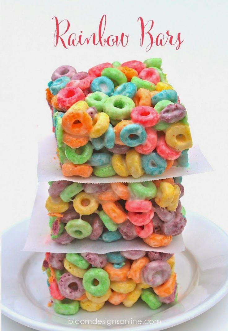 Birthday Cake Fruit Loops Ingredients