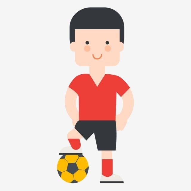 كرتون فتى يلعب كرة القدم كرة القدم المرسومة الصبي المرسومة رسوم متحركة Png وملف Psd للتحميل مجانا Soccer Boys Mario Characters Cartoon