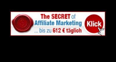 Das Geheimnis des Affiliate Marketing -zum Webinar anmelden