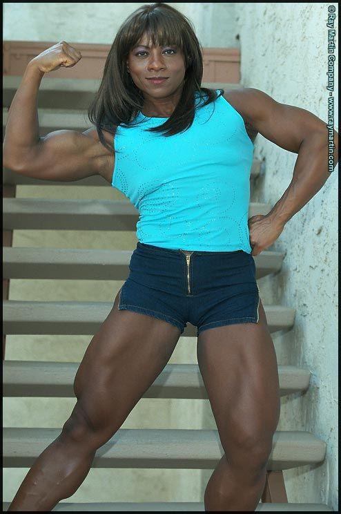 17 Best images about Fit black women on Pinterest   Female