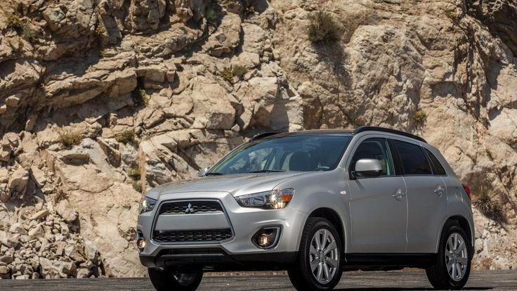 2014 Mitsubishi Outlander Sport SE review notes