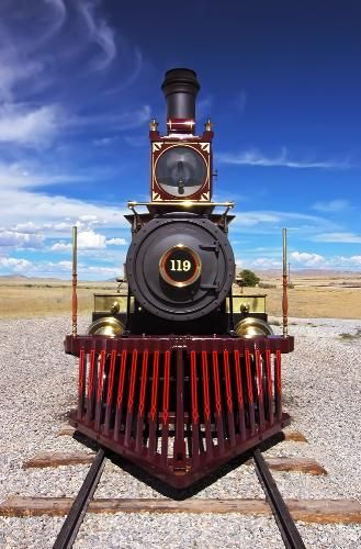 Golden Spike National Historic Site - Brigham City, Utah - Historic site