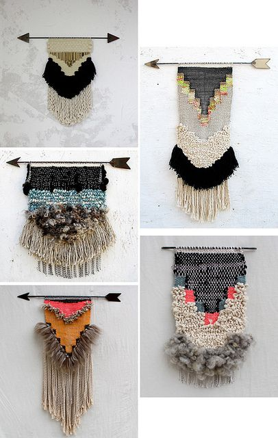 All sizes | Microtrend: Let's Talk About Woven Wall Hangings | Flickr - Photo Sharing!